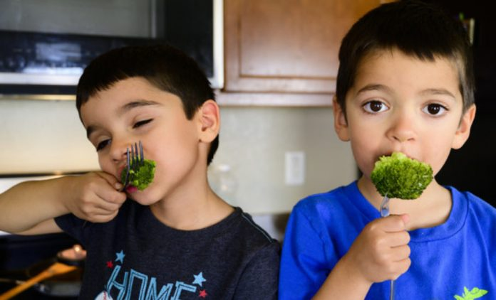 how to get your kids eat more vegetables